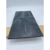Spaans 55 Standaard Blauw / zwart tot grijs 40x20 cm 4 mm (Gebruikt)