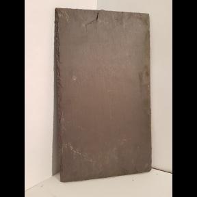 Penrhyn Natuurleien Paars/Zwart 35x20 4-8 mm (Gebruikt)