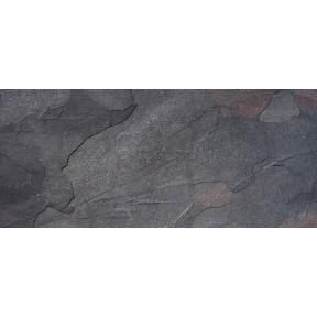 Afrikaanse lei Blauw, Rood en Grijs 35,5x25,5 cm 10 mm