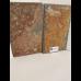 Warista West Country Zwart/Zilver met bont gekleurde accenten 40x25 6-16 mm (Nieuw)